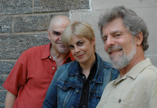 Marilyn Lerner, Ken Filiano, and Lou Grassi