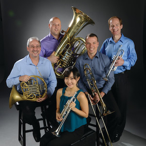The Sarasota Brass Quintet
