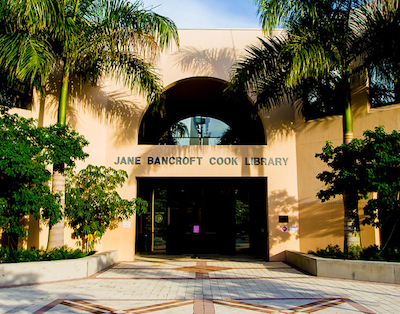 Jane Bancroft Cook Library